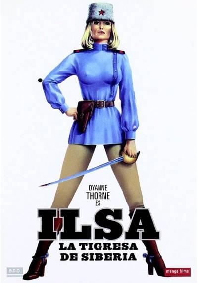 copy of Ilsa, la tigresa de Siberia