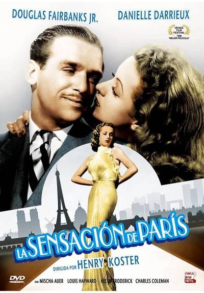 copy of La sensacion de Paris (The rage of Paris)