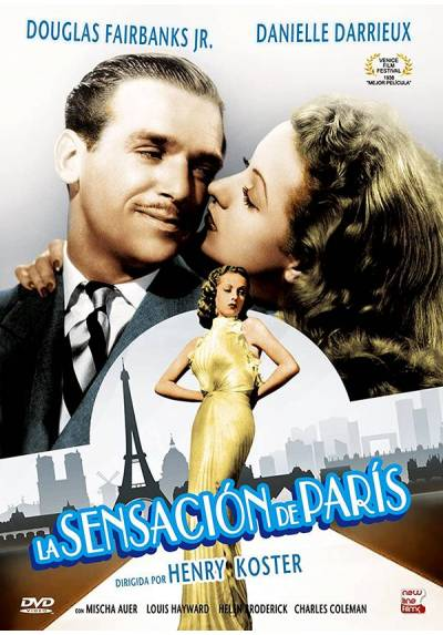 La sensacion de Paris (The rage of Paris)