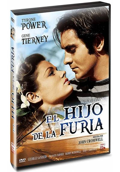 copy of El Hijo De La Furia (Son Of Fury: The Story Of Benjamin Blake)