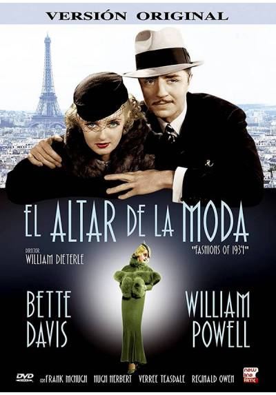 copy of El Altar De La Moda (Fashions Of 1934)