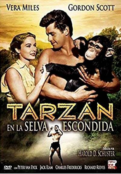 Tarzan en la Selva Escondida (Tarzan'S Hidden Jungle)