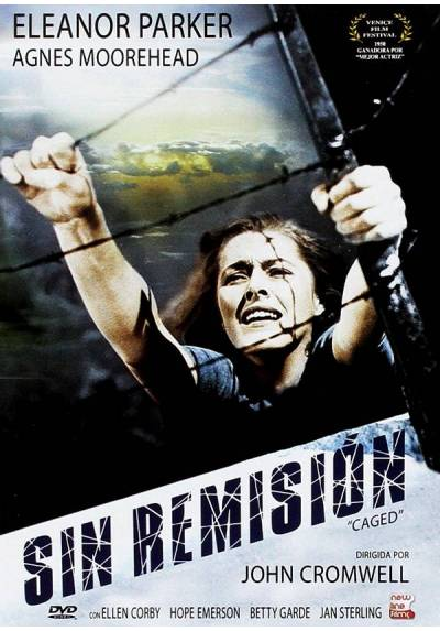 copy of Sin Remision (Caged)