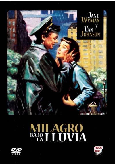 copy of Milagro Bajo La Lluvia (Miracle In The Rain)