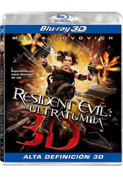 Resident Evil : Ultratumba (Blu-ray 3D) (Resident Evil: Afterlife)
