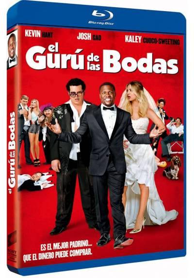 El gurú de las bodas (Blu-ray) (The Wedding Ringer)