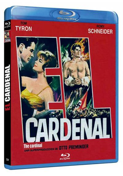 El cardenal (Blu-ray) (The Cardinal)