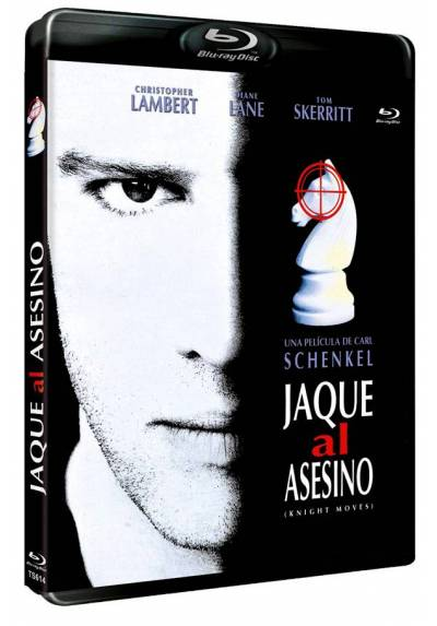 Jaque al asesino (Blu-ray) (Knight Moves)