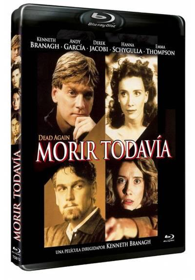 Morir todavía (Blu-ray) (Dead Again)