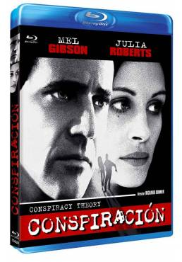 Conspiración (Blu-ray) (Conspiracy Theory)