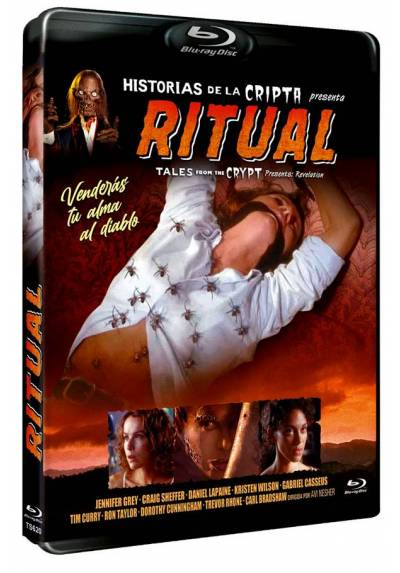 Ritual (Blu-ray) (Tales from the Crypt Presents: Revelation)