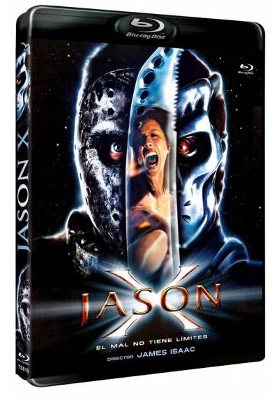 Jason X (Blu-ray)
