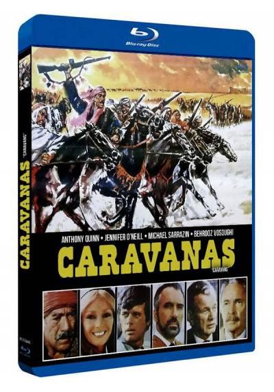 Caravanas (Blu-ray) (Caravans)