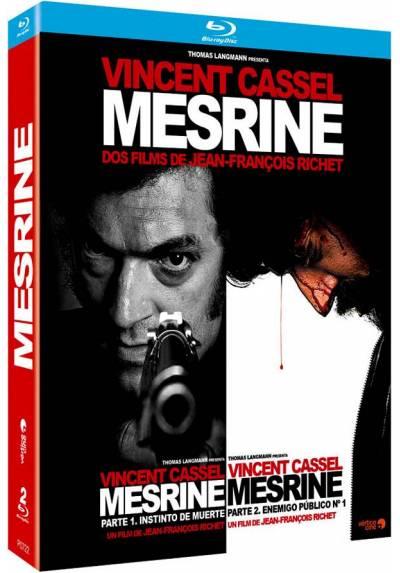 Pack Mesrine: Parte 1 + 2 (Blu-ray) (Mesrine 1 + 2)