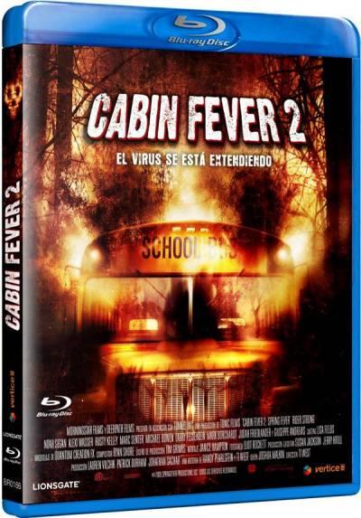 Cabin Fever 2 (Blu-ray) (Cabin Fever 2: Spring Fever)