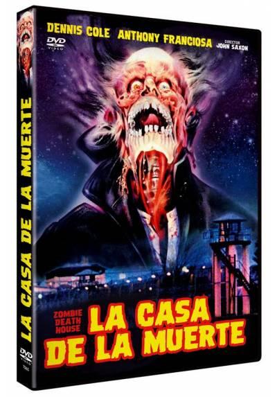 La casa de la muerte (Zombie death house)