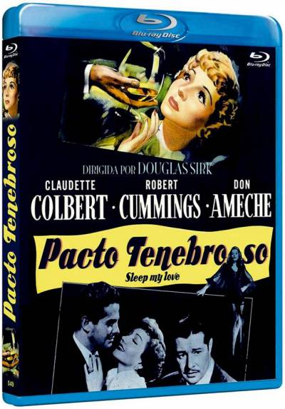 Pacto Tenebroso (Blu-ray) (Sleep, My Love)