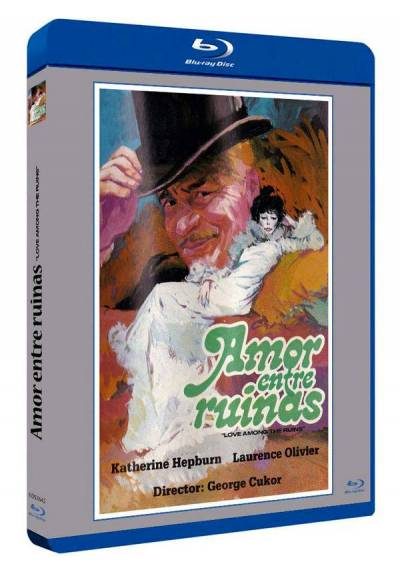 Amor entre ruinas (Blu-ray) (Love Among the Ruins)