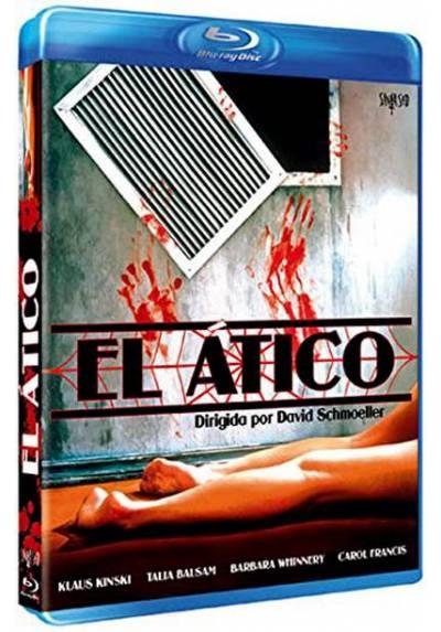El ático (Blu-ray) (Crawlspace)