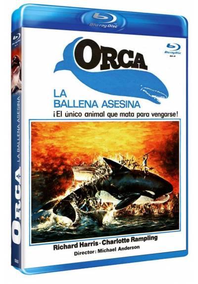 Orca, La Ballena Asesina (Blu-ray - Bd-R)