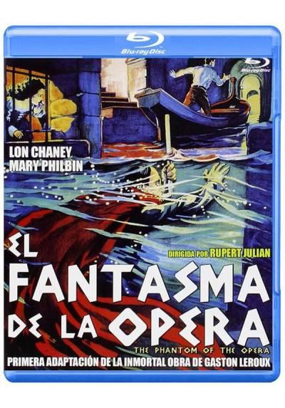 El fantasma de la ópera 1925 (Blu-ray) (The Phantom of the Opera)