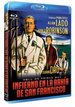Infierno en la bahía de San Francisco (Blu-ray) (Bd-R) (Hell on Frisco Bay)