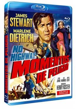 Momentos de peligro (Blu-ray) (Bd-R) (No Highway)