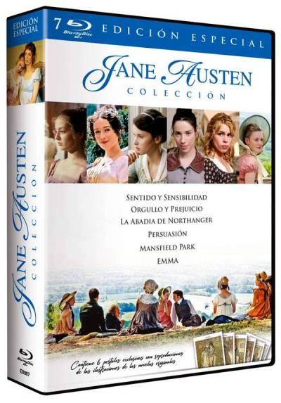 Pack Coleccion Jane Austen - Contiene 6 Postales Vintage (Blu-ray) (Bd-R)