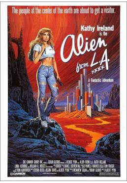 Alien from L.A. - Poster Laminado