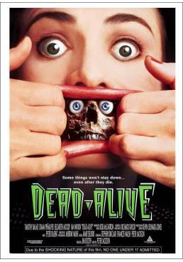Braindead: Tu Madre se ha comido a mi Perro (Dead-Alive) - Poster Laminado
