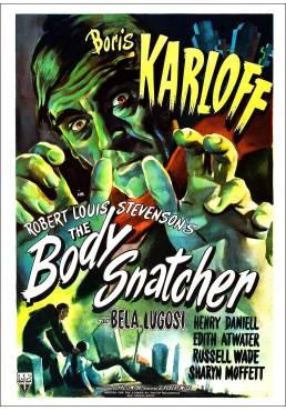El Ladrón de Cadáveres (The Body Snatcher) - Poster Laminado