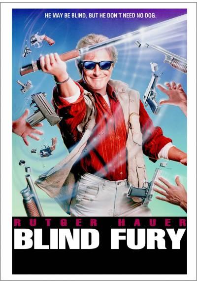 Furia Ciega (Blind Fury) - Poster Laminado