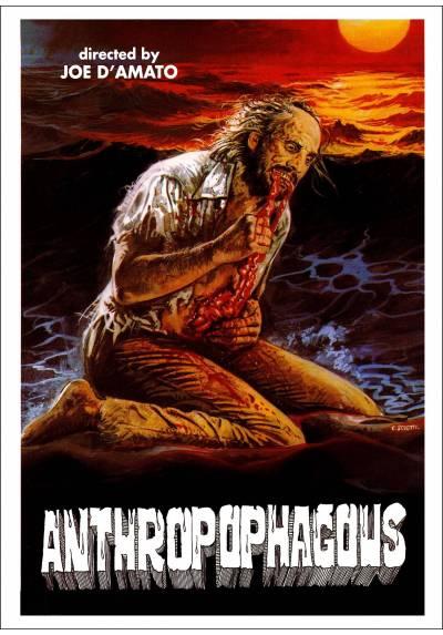 Gomia, terror en el Mar Egeo (Antropophagus) - Poster Laminado