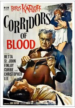 Pasillos de Sangre (Corridors of Blood) - Poster Laminado