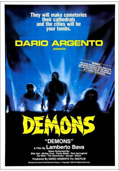 Demons - Poster Laminado