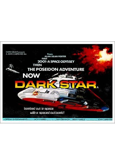 Estrella oscura (Dark Star) - Poster Laminado