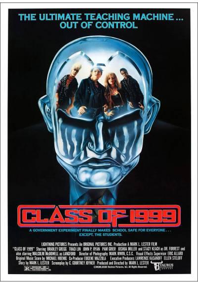 Curso del 1999 (Class of 1999) - Poster Laminado