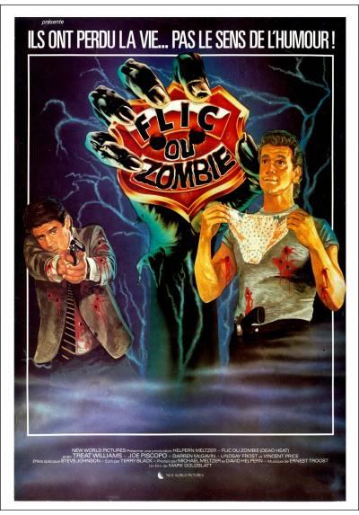 Estamos muertos... o qué? (Flic ou zombie) - Poster Laminado