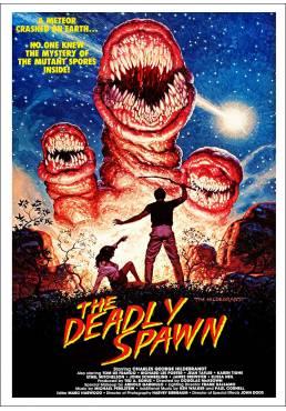 Criaturas asesinas (The Deadly Spawn) - Poster Laminado