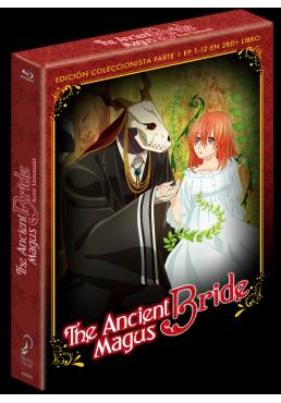 The Ancient Magus' Bride. Those Awaiting a Star: Part 1 (Blu-ray) (Mahôtsukai no yome: hoshi matsu hito Part 1)