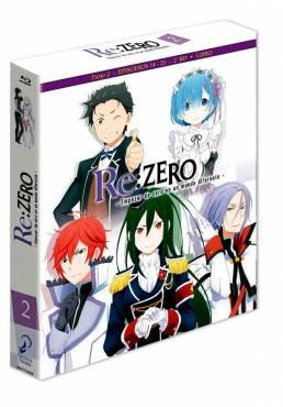 Re:Zero: Empezar de nuevo en un mundo diferente - Parte 2 (Blu-Ray)