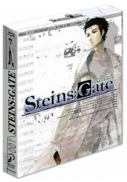 Steins Gate Temporada 1 Parte 1 (Blu-ray)