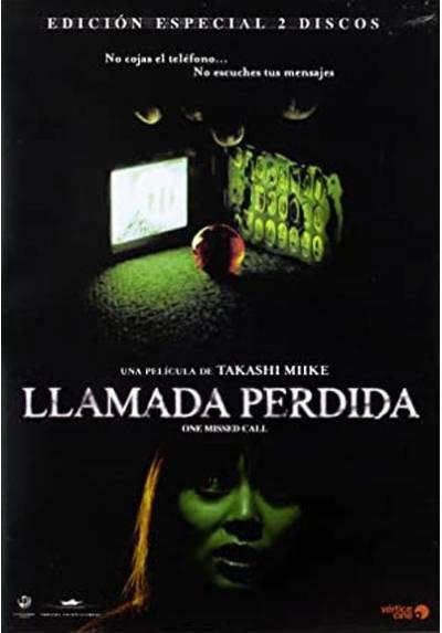 Llamada perdida (Chakushin ari) (One Missed Call)