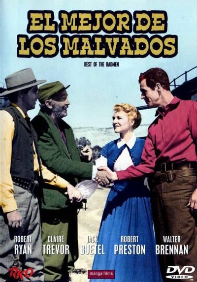 El Mejor De Los Malvados (Best Of The Badmen)