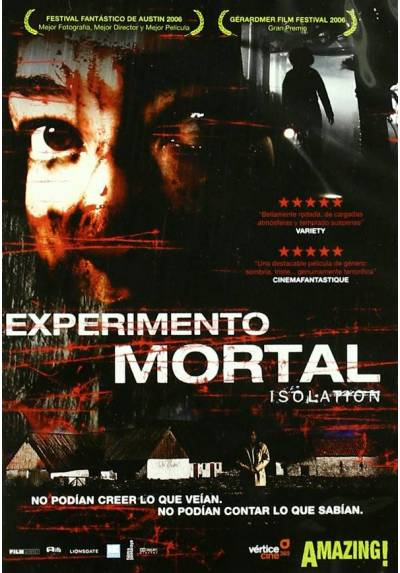 Experimento mortal (Isolation)