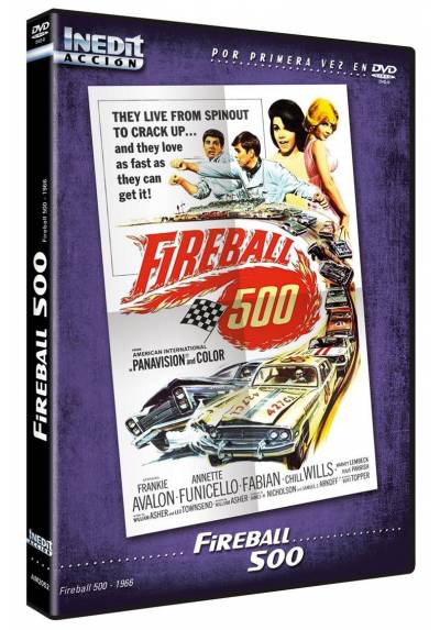 Fireball 500 (DvD-R)