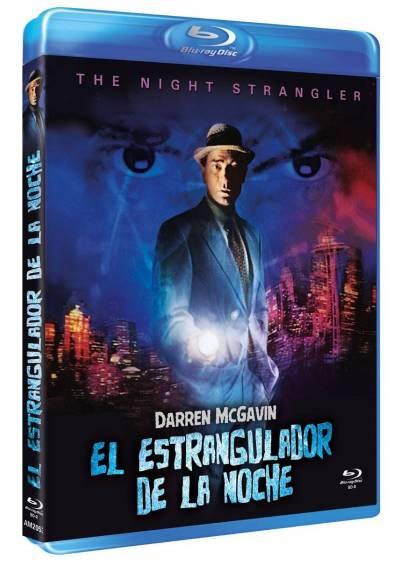 El estrangulador de la noche (Bd-R) (The Night Strangler)