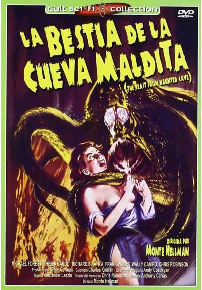 La bestia de la cueva maldita (Beast from Haunted Cave)