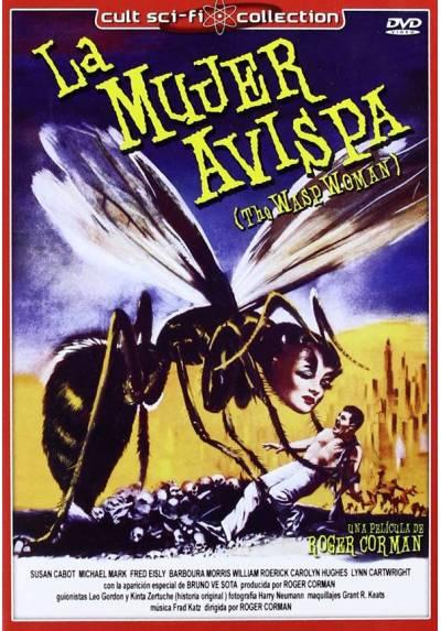 La mujer avispa (The Wasp Woman)