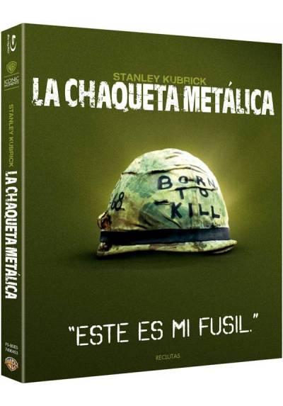 La Chaqueta Metálica (Blu-Ray) (Ed Iconic) (Full Metal Jacket)